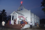 Puzhithivakkam Village Church